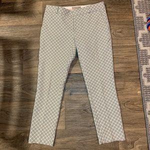 Banana Republic Hampton Pants size 2